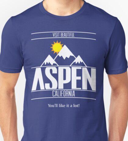 Aspen, California T-Shirt