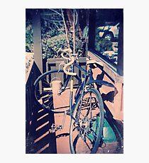 1985 Bike Photographic Print