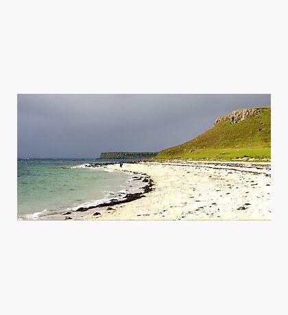 Coral Beach Photographic Print