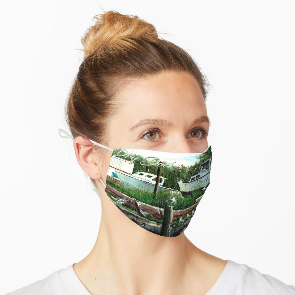 Dry Dock Coffee Mug Mask