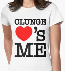 CLUNGE LOVE'S ME T-Shirt
