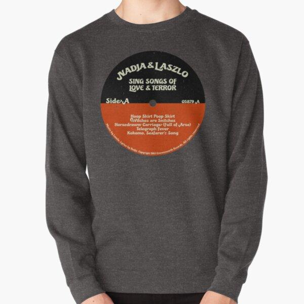 Nadja & Laszlo, the Human Music Group Pullover Sweatshirt