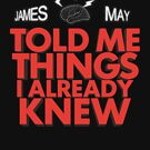 Things I Already Knew by Blayde