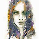 Cloak Portrait by Galen Valle