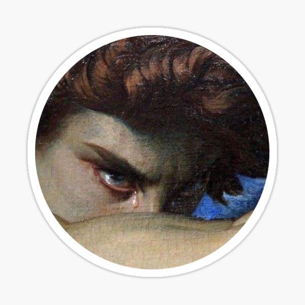Eye painting  Sticker