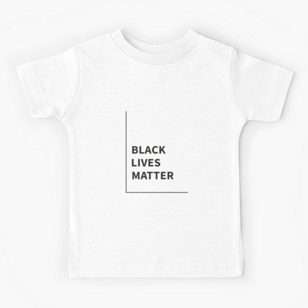 Black live matter Kids T-Shirt