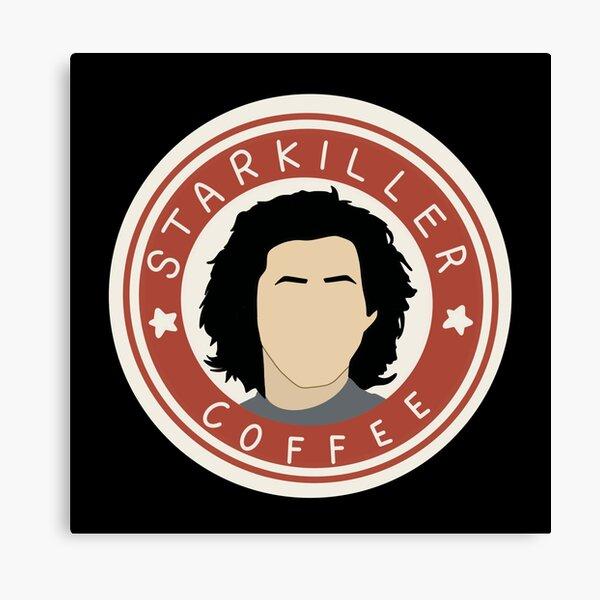 Starkiller coffee Canvas Print