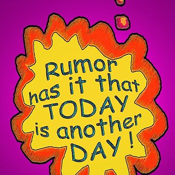 Rumor has it... ;-))) by TeaseTees