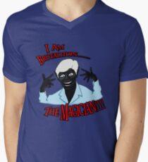 Brutalitops...the magician Men's V-Neck T-Shirt