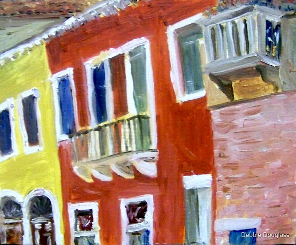 Venice in Colors by Debbie Douglass