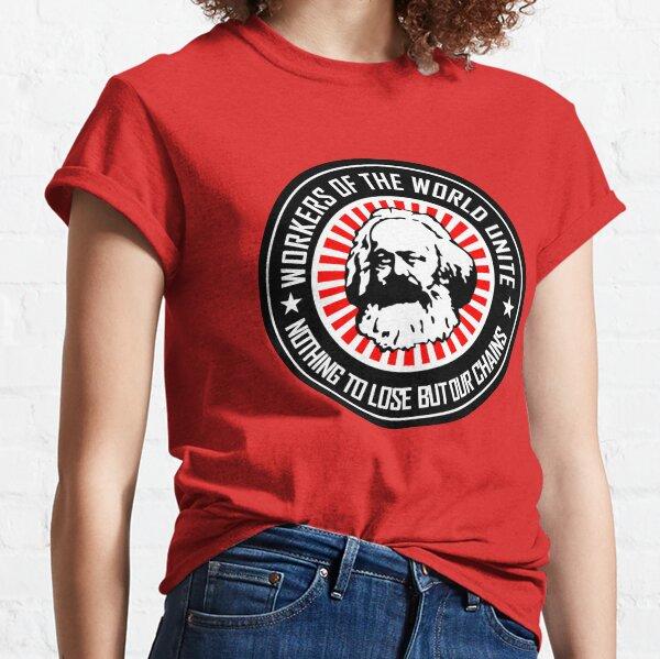 KARL MARX - WORKERS UNITE Classic T-Shirt