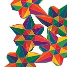 Hexagon Explosion by gallantdesigns