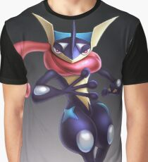 Greninja Graphic T-Shirt