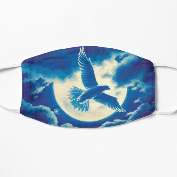 Cassandra The Falcon - Art by Greg Hildebrandt Flat Mask