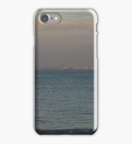 The Sea and the City iPhone Case/Skin