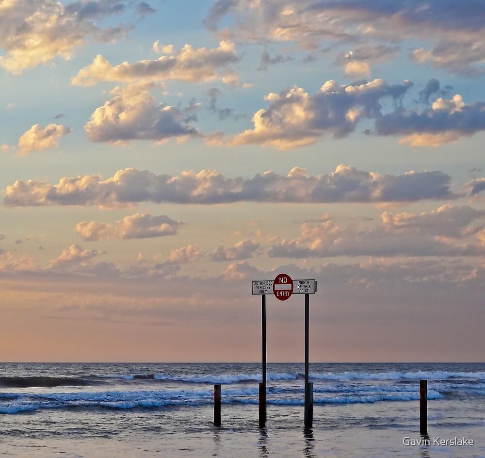 Aldinga Silver Sands Beach by Gavin Kerslake