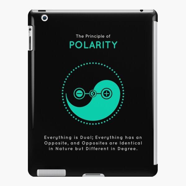 The Principle of Polarity - Shee Symbol iPad Snap Case