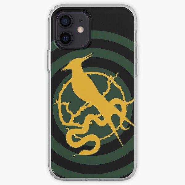 Balada de pájaros cantores y serpientes Funda blanda para iPhone
