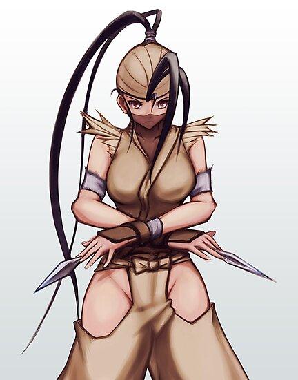 Ibuki by hybridmink