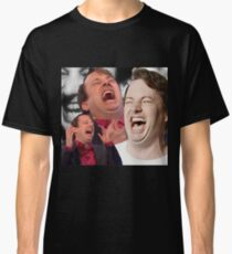 David Mitchell Hysterical Laugh Classic T-Shirt