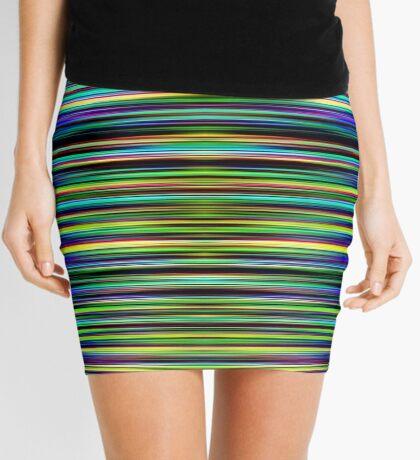 Aberration IV [Print and iPhone / iPad / iPod Case] Mini Skirt
