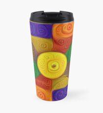 DeepDream Color Squares Visual Areas 5x5K v1447854295 Travel Mug