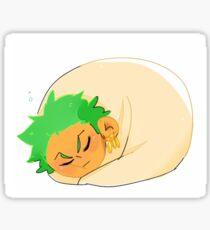 marimo sweet bun Sticker
