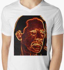 Machete Men's V-Neck T-Shirt