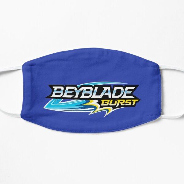 Beyblade Burst Logo HD Flat Mask