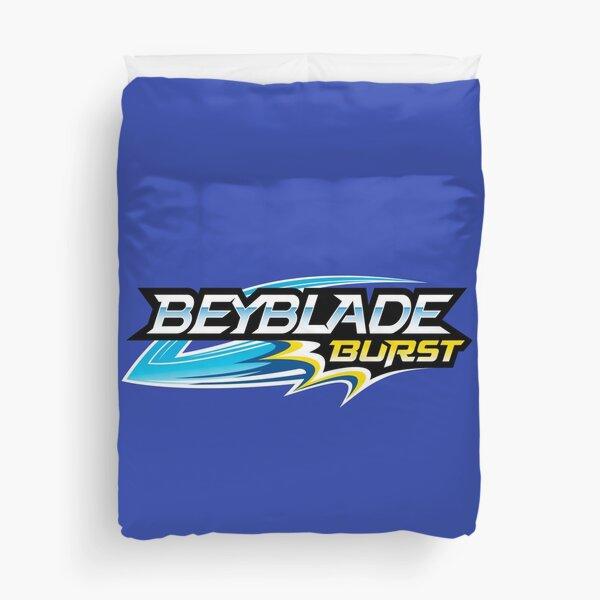 Beyblade Burst Logo HD Duvet Cover