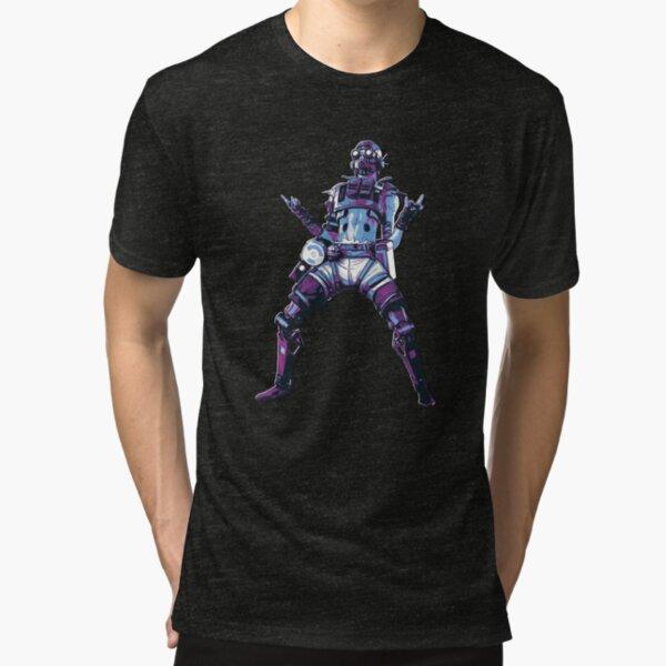 Apex Legends - Octane 80s Retro Tri-blend T-Shirt