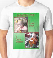 Healthy me Unisex T-Shirt