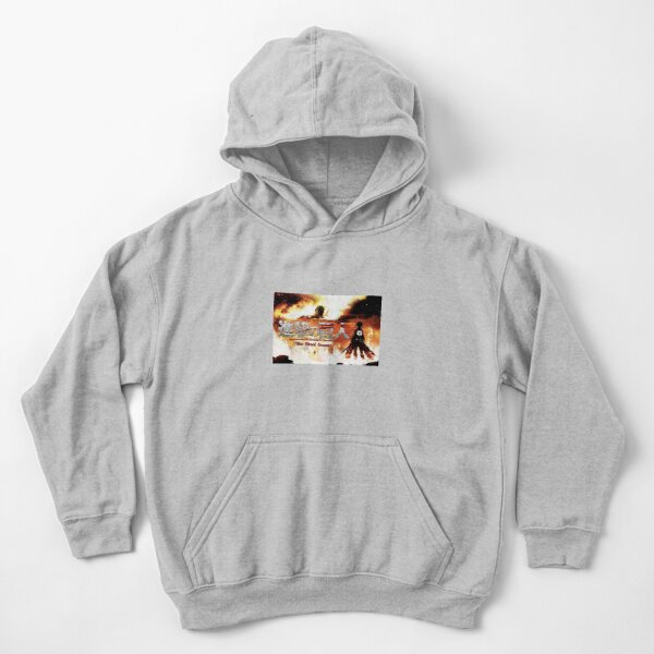 Attack on Titan — The Final Season Kids Pullover Hoodie