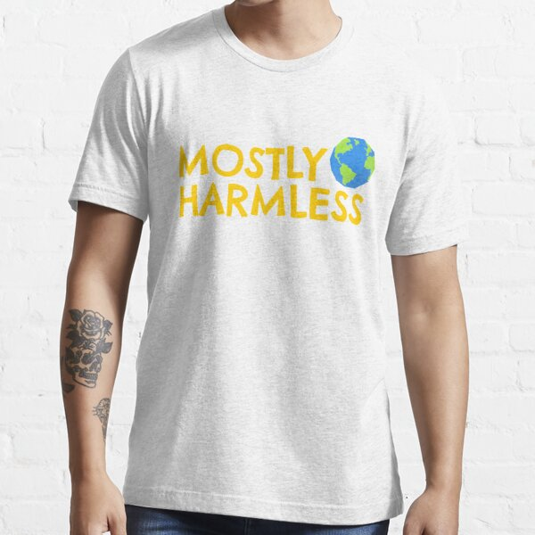 Mostly Harmless - The Hitchhiker's Guide to the Galaxy Essential T-Shirt