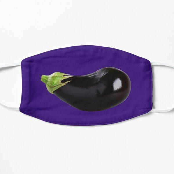 Eggplant Flat Mask