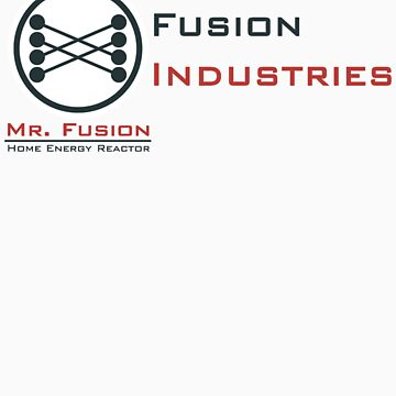 Mr. Fusion / Fusion Industries by EltMcM