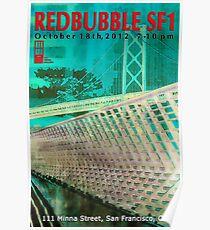 Redbubble, SF1....Take 3  Poster