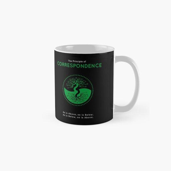 The Principle of Correspondence - Shee Symbol Classic Mug