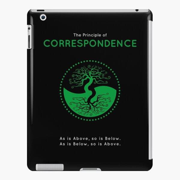 The Principle of Correspondence - Shee Symbol iPad Snap Case