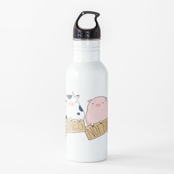 Friends not food Water Bottle