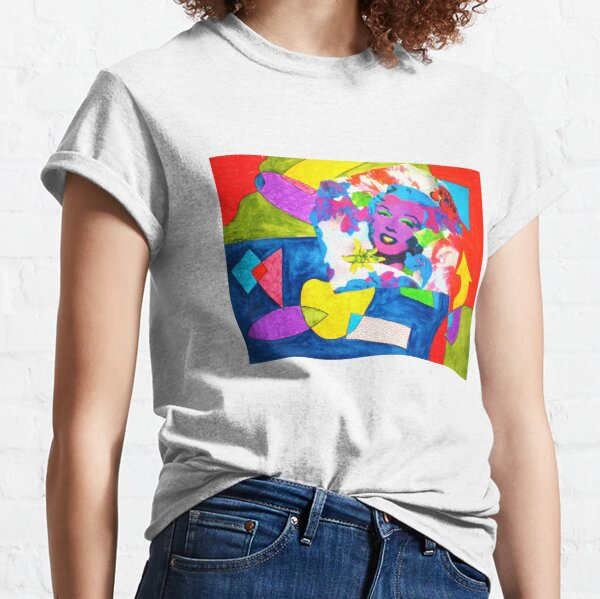 Monroe Shapes Classic T-Shirt