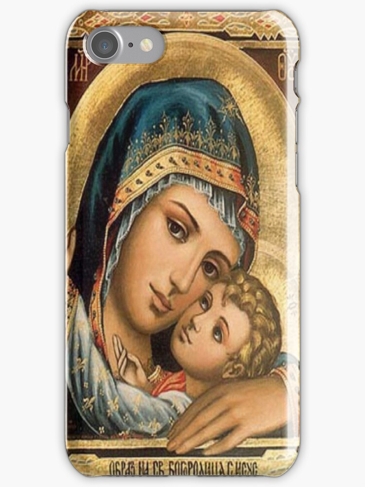 Mary and Jesus by Happiness         Desiree