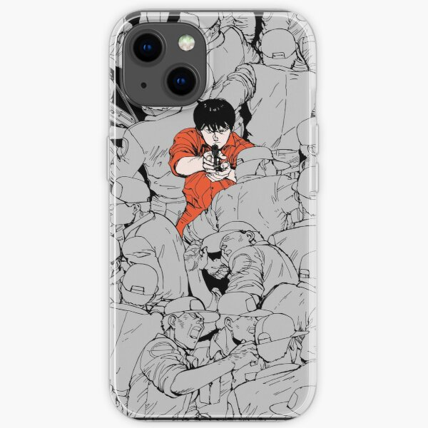 Akira - 84 iPhone Soft Case