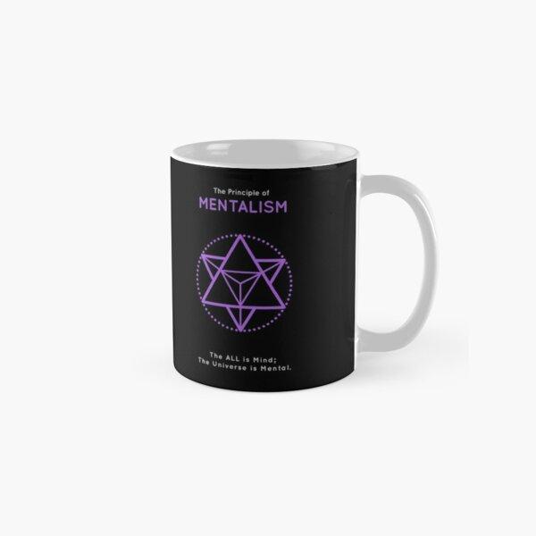 The Principle of Mentalism - Shee Symbol Classic Mug