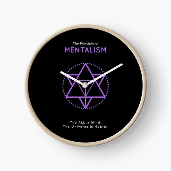 The Principle of Mentalism - Shee Symbol Clock
