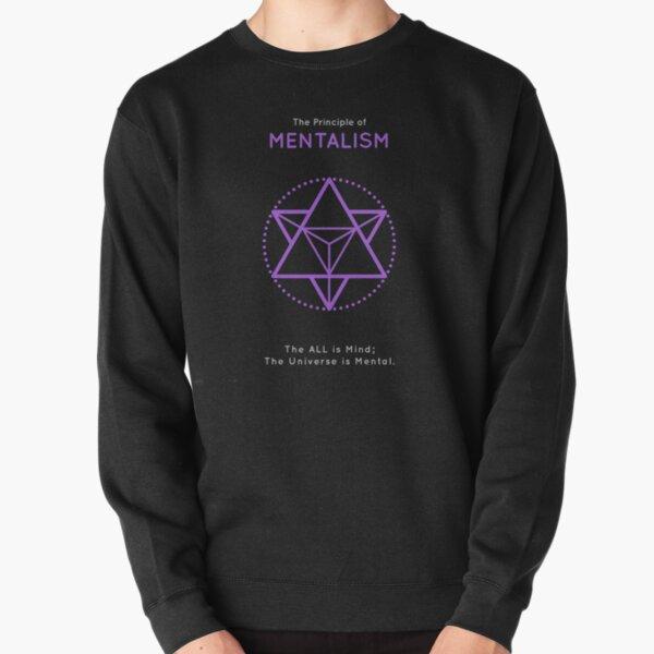 The Principle of Mentalism - Shee Symbol Pullover Sweatshirt