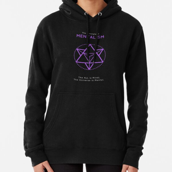 The Principle of Mentalism - Shee Symbol Pullover Hoodie