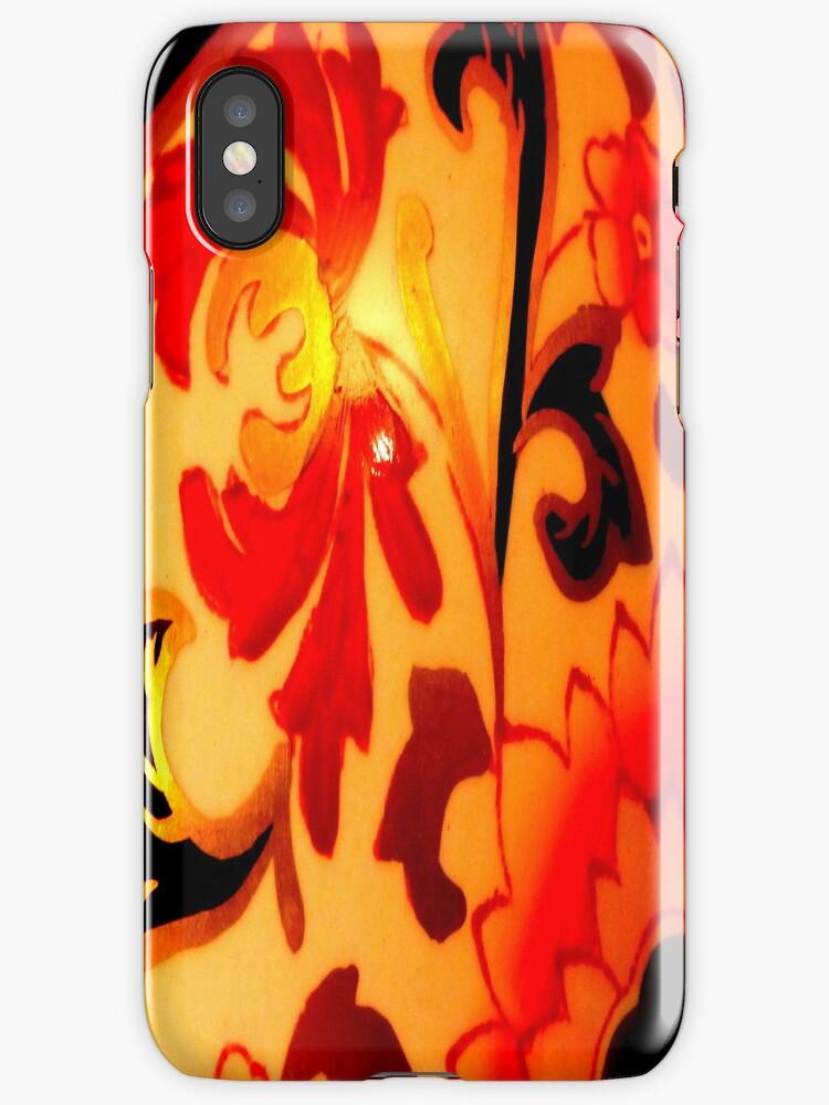 Amanda iPhone Case by Fara