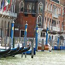 Blue in Venice by Happiness         Desiree