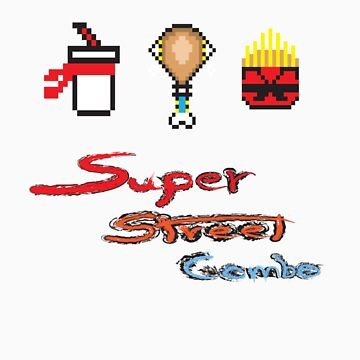 Super 8bit Super combo(text) by Krakenstein